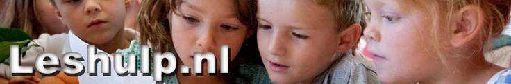 Leshulp, online lessen voor het primair / basis onderwijs