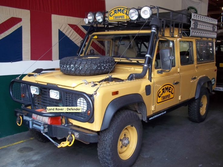 17 Best Images About Camel Trophy On Pinterest 25 Year Anniversary Land Rover Defender And