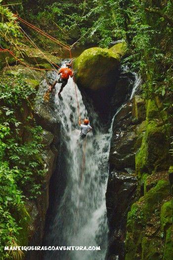 Cascading :: Mantiqueira EcoAventura