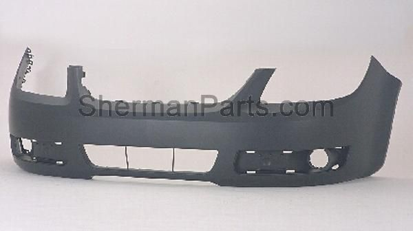 2006-2010 Chevy Cobalt Front Bumper Cover
