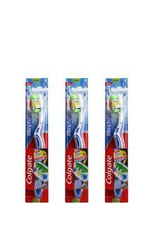 3 brosses à dents Colgate<BR>MaxFresh - Medium