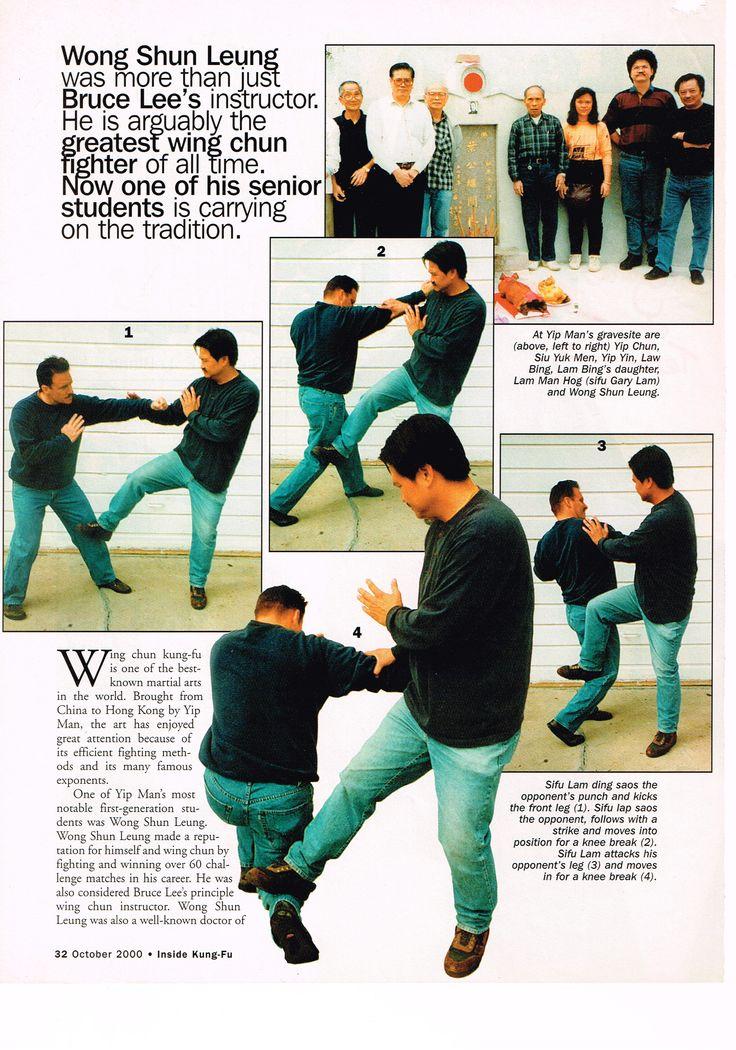 Hidden Benefits Wing Chun Kung Fu