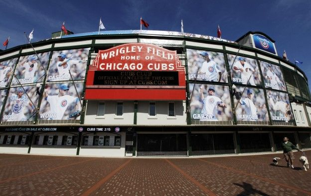 Aug 8 - ON THIS DAY in 1988, the Chicago Cubs host the first night game in the history of Wrigley Field.