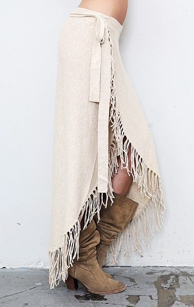 awesome wrap skirt