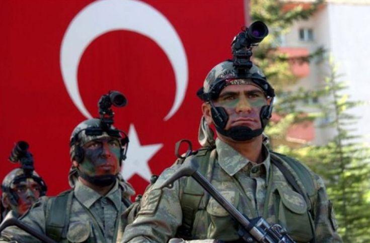 Πάμε πόλεμο; Οι Τούρκοι φορτώνουν πεζοναύτες σε ελικόπτερα!