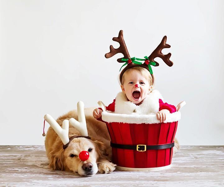 Shooting enfant Noël
