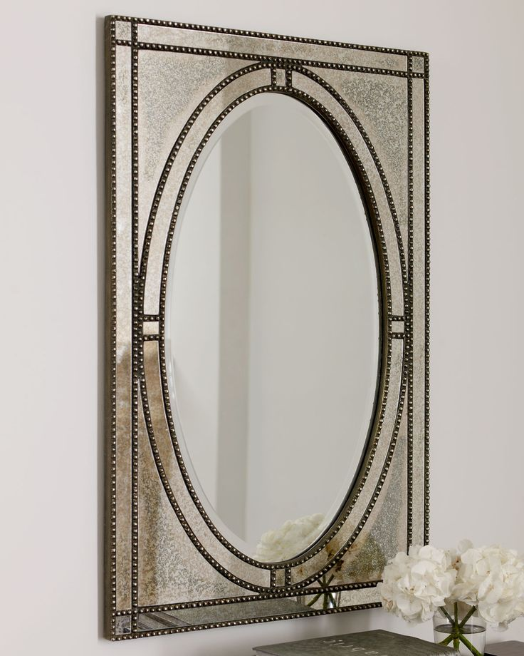 Ernestine Mirror Horchow Decoration Deko