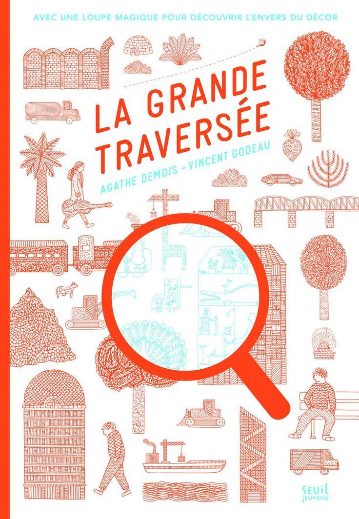 La Grande traversée - Agathe Demois | Editions Seuil Jeunesse