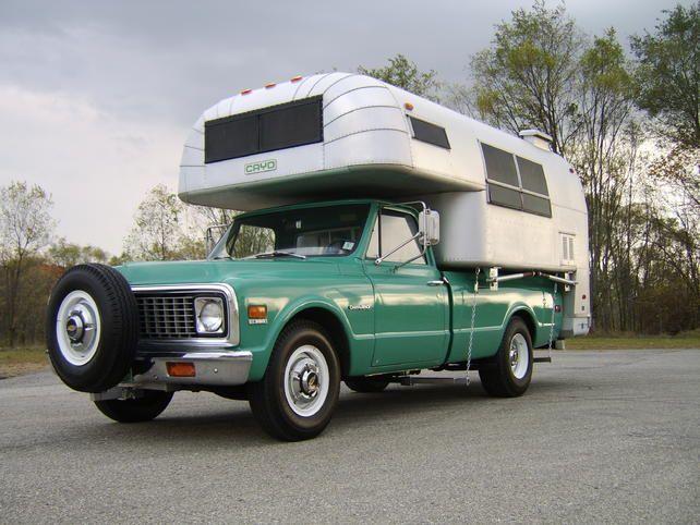 1000+ ideas about Cabover Camper on Pinterest   Truck Camper, Camper ...