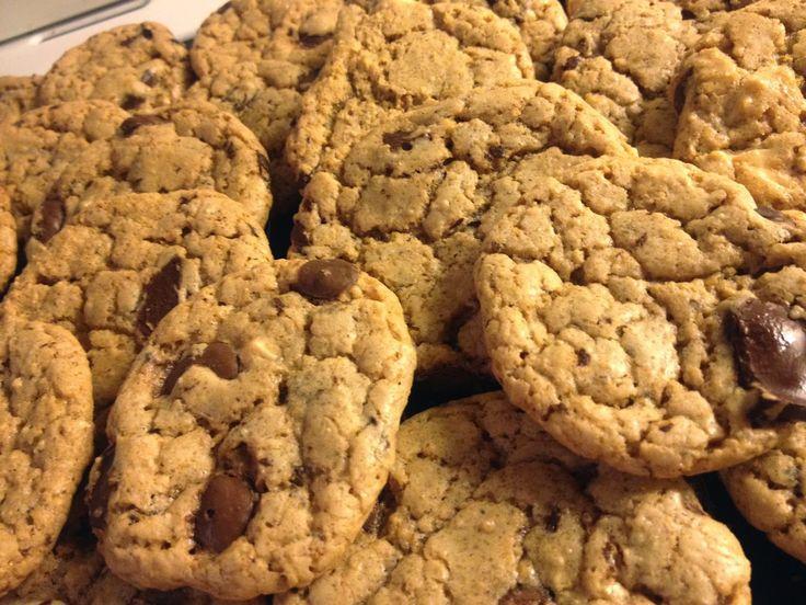 Lise på SU: American chokolate cookies