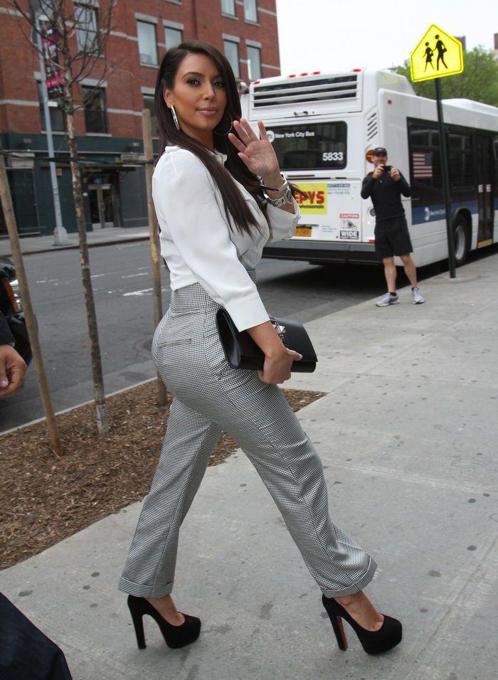 Autumn Winter Fashion Kim Kardashian This Is My Style Pinterest Kim Kardashian Winter