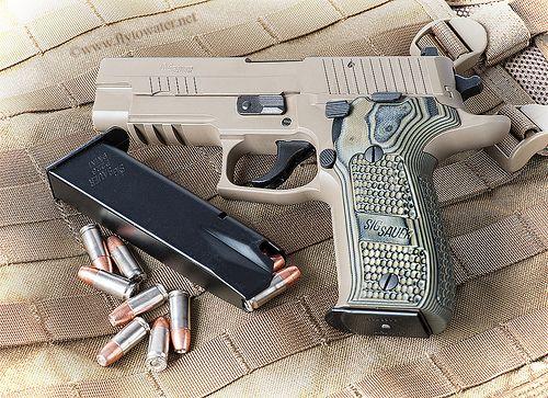 Sig Sauer P226 Elite Scorpion