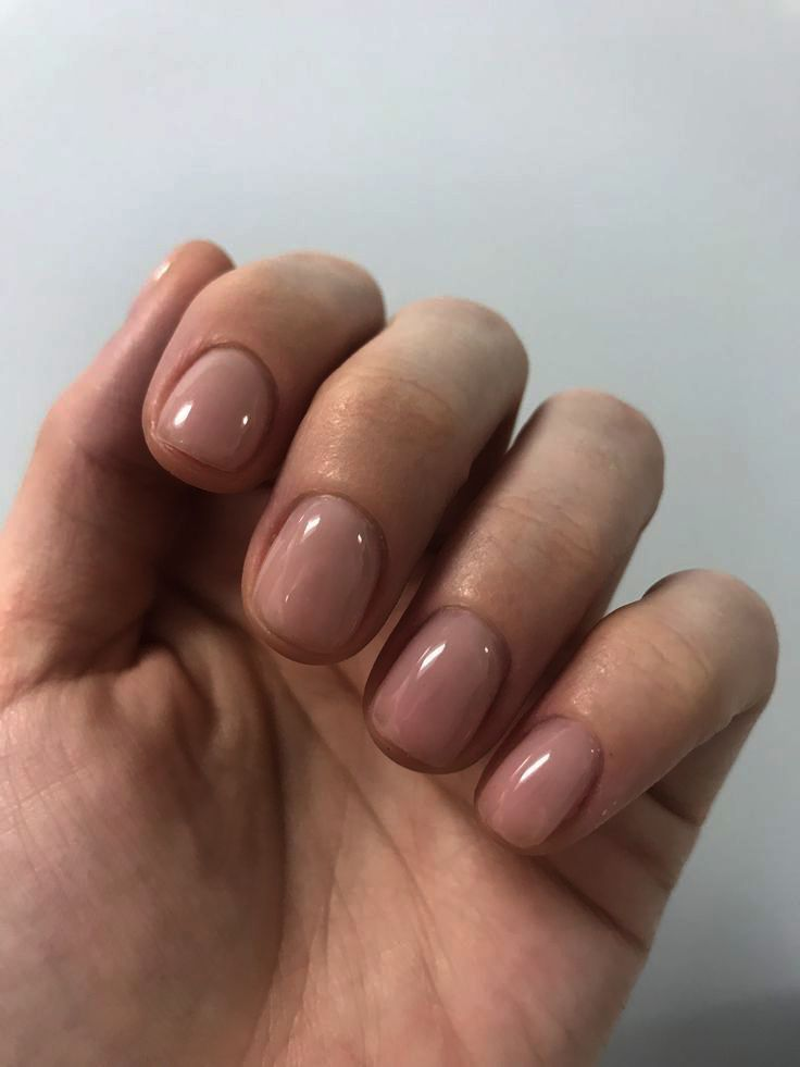 Natural Nail Care Tips And Tricks Onto Nail Care Spa Conyers Hours One Nail Care Tips In Telugu Against Best Nail Car Neutral Nails Natural Nails Stylish Nails