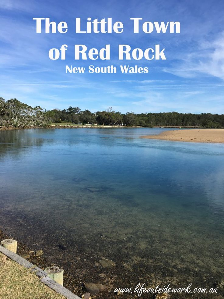 The Little Town of Red Rock (NSW) – life outside work