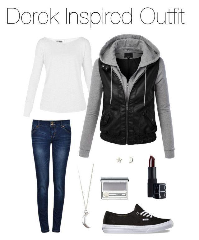 Teen Wolf - Derek Inspired Outfit