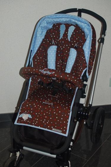 Bezug für Bugaboo Kinderwagen