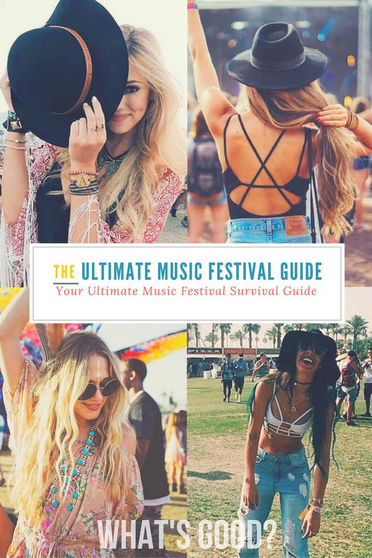 The 25+ best Summer camp music festival ideas on Pinterest ...