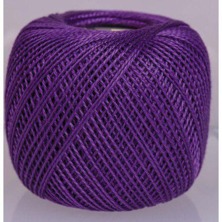 YarnArt Iris 0919 tmavě fialová YARN ART