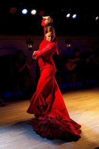 flamenco dance | The Art of Flamenco Dancing at Sevilla, Riverside | Tara & April ...
