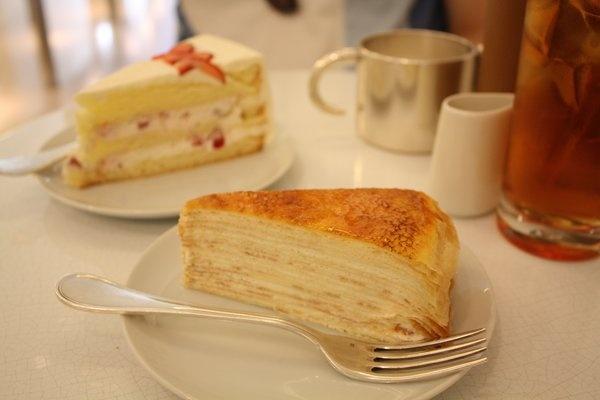 Crepe Cake Phoenic