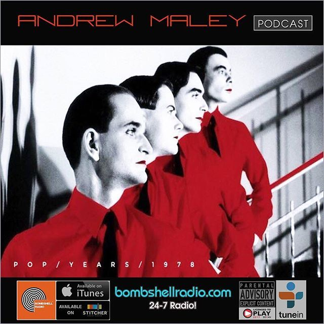 Thursday  Perfect Pop - The Pop Years 1978 Part Two Andrew Maley  Bombshell Radio Today 10am-1pm  EST  3pm-6pm BST 7am-10am PDT bombshellradio.com  My curse in life is to stalk the earth in the pursuit of pop perfection... Bombshell Radio &  Artefaktor Radio Join Forces!  #pop #electropop #synthpop #indie #pop #PerfectPop  #BombshellRadio #ThePopYears #seventies #Classics #NewWave #Rock  Featuring:  Patti Smith Group // John Paul Young // Yvonne Elliman // Foreigner // Blondie // Hi-Tension…