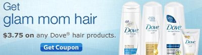 Print your coupon for $3.75 off 2 Dove Products (You have until 4/5/14)