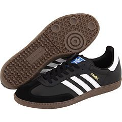 Adidas Samba ~ Used to have a pair of these and I had them for years and wore them into the ground! - Emy