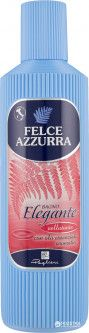 Гель для душа и пена для ванны Felce Azzurra Elegante 500 мл (8001280038112)