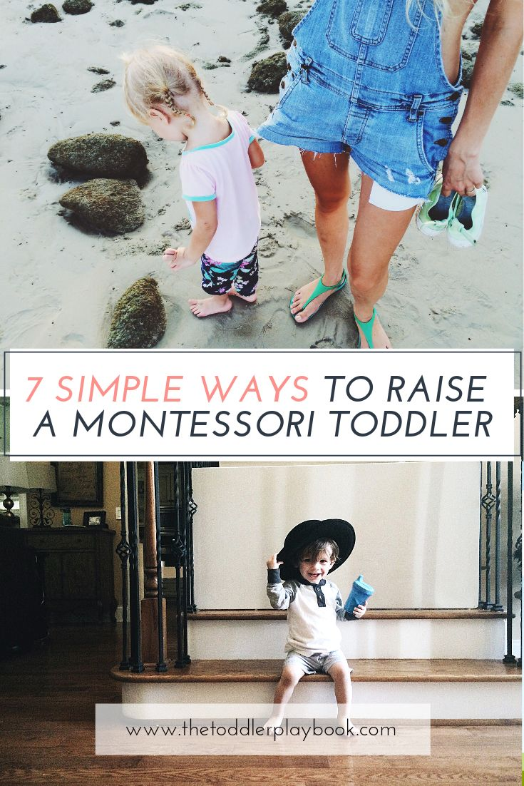 How to Raise a Montessori Toddler: 7 Simple Steps