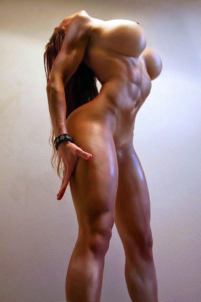 « Sexy Muscle Babes » : Photo