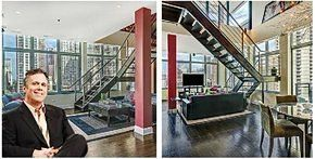 Richard Roeper Ditching Swank River North Duplex Penthouse | Curbed Chicago