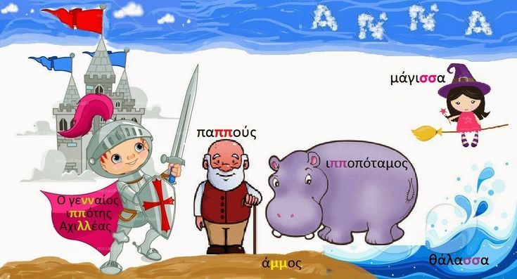 Η κυρία Σιντορέ: Ένα παραμύθι για να μάθουμε τις λέξεις με διπλά σύ...
