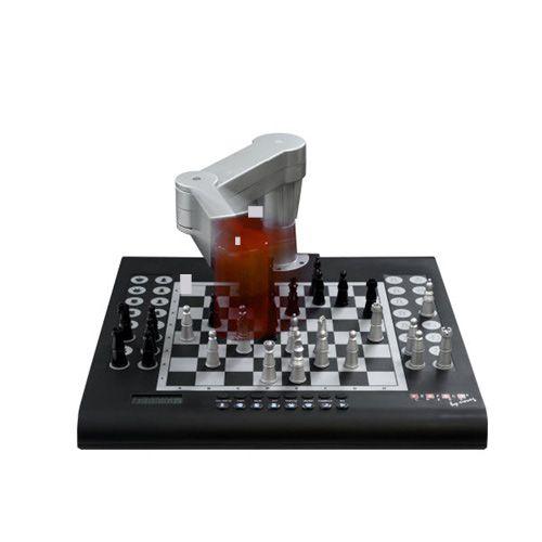 Novag 2Robot Chess Computer - 2Robot Electronic Chess $249.95