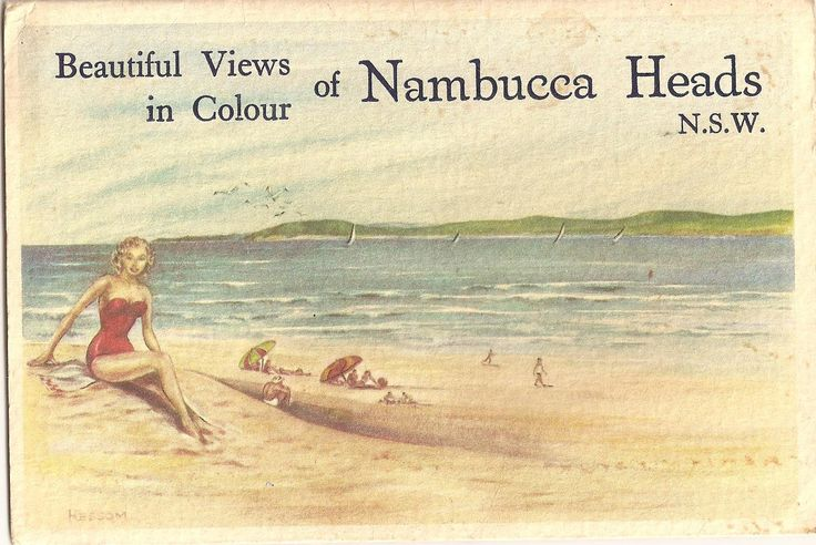 Nambucca Heads has always been a favourite holiday destination.