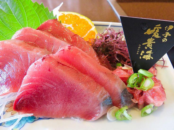 Ehime's New Proud Fish, Suma-gatsuo Named '媛貴海 Himetakami'