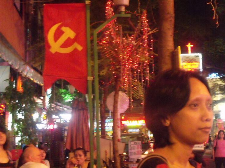 Pham Ngu Lao...Backpacker spot #Saigon #HoChiMinhCity #Vietnam