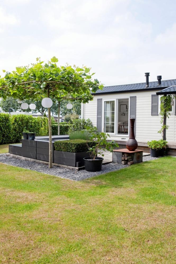 La Petite Fabrique De Reves Un Mobil Home Beau Comme Ma Maison Vivre Dehors Le Scandinave Planete Deco