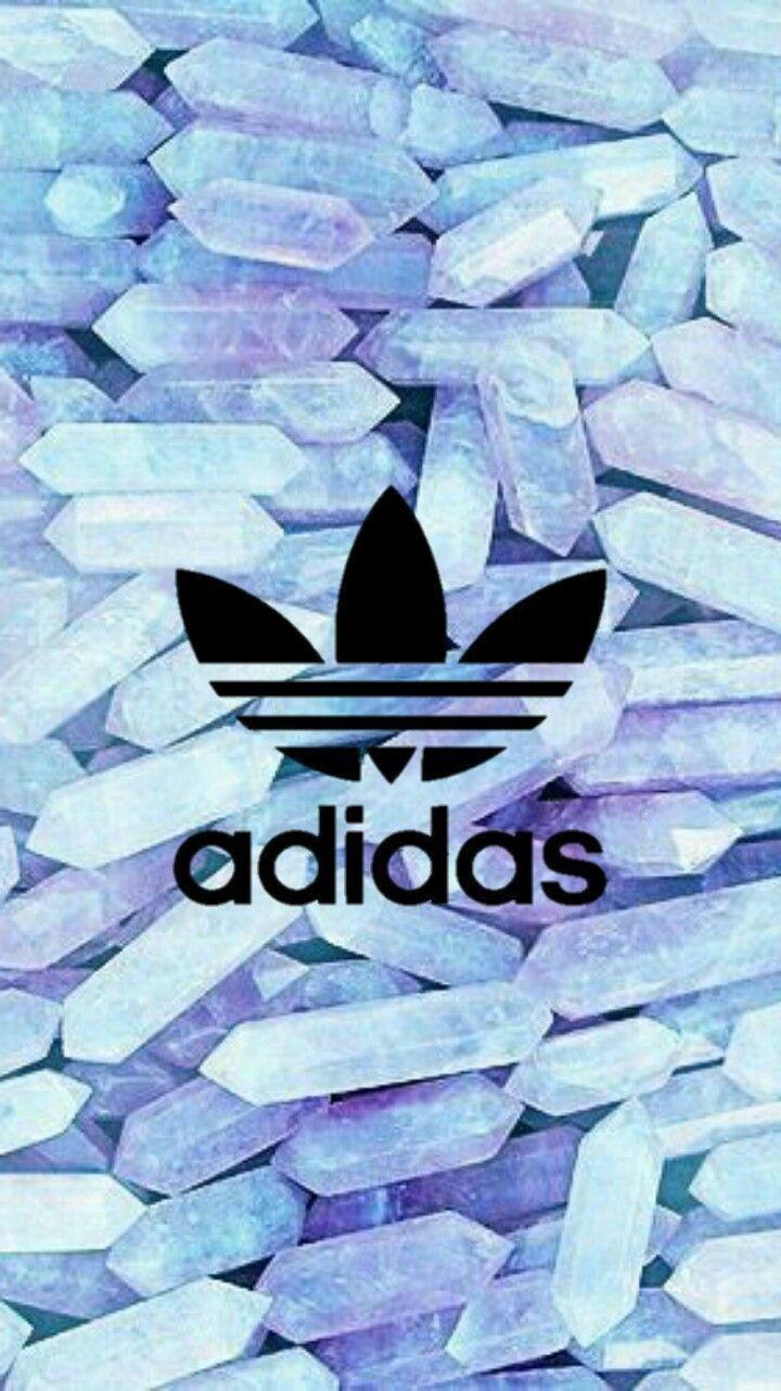 Plano de fundo cristais adidas – #Adidas #cristais…