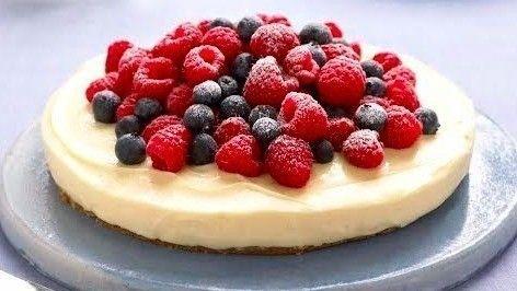 This Morning Lemon cheesecake 040214