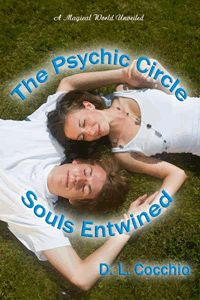 """Sixteen-year-old Rachel's psychic world is shaken when Billy introduces her to telepathy and astral travel, awakening her desire for more spiritual adventure. She can't get enough. Together with a teenage shaman, a healer, a psychic, and a witch, they form """"The Psychic Circle"""" to secretly explore the paranormal.  Now Rachel must decide if she should fight fire with fire in order to protect and pursue this obvious soul connection. After all, all's fair in love and war, right?"""