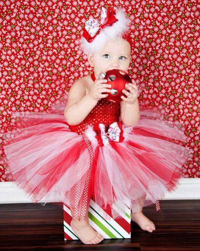 Candy Cane Couture Red Crochet Tutu Dress-Candy Cane Couture Red Crochet Tutu Dress,Christmas baby girl tutu,holiday tutu,posh little tutu