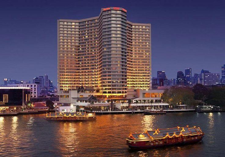 Royal Orchid Sheraton Hotel & Tower : Bangkok, Thailand