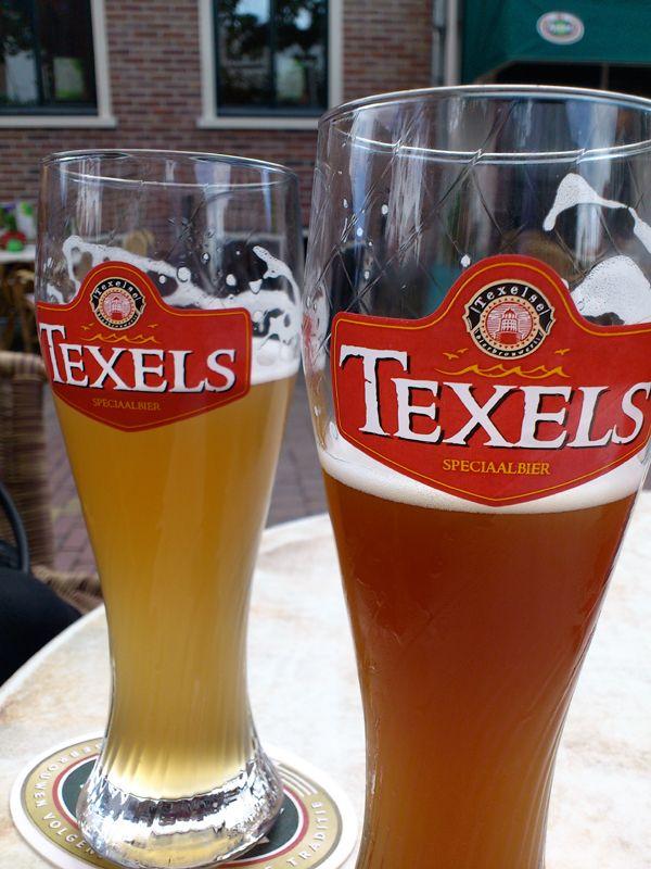 Texel beer - Skuumkoppe & Texels white #texelbier_de # bier www.facebook.com/texelbierdeutschland