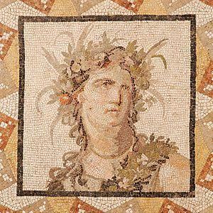 Τα λουλούδια στην Ελληνική Μυθολογία