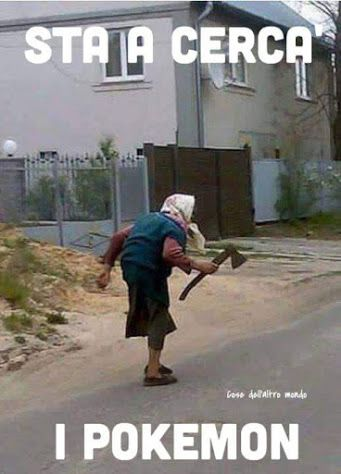 Nonna, basta!!