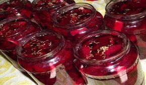 Cea mai sanatoasa metoda de a prepara sfecla rosie.Nici un medicament nu este mai puternic