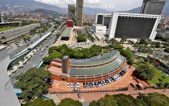 Medellin, Area Administrativa