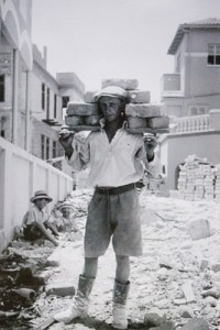 C.. 1925, Tel Aviv was called The White City, for the stone quarried for its Bauhaus-modern homes. Britain's policy of allowing jewish immigration, triggered a major building boom in Tel Aviv in the 1920s and '30s.