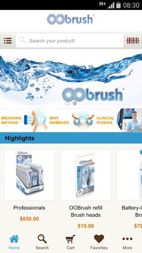 Why OOBrush? Three reasons.<br>1. Brushes simultaneously the inside and outside of the teeth<br>Most of the time the inside surfaces of the teeth are not properly brushed, which causes many dental problems.<br>Thanks to its unique technology, OObrush® cle http://reviewscircle.com/health-fitness/dental-health/natural-teeth-whitening/