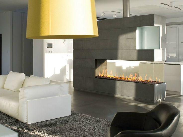 Die besten 25+ Gas kamine Ideen auf Pinterest Gaskamin, Linearer - moderne heizkorper wohnzimmer